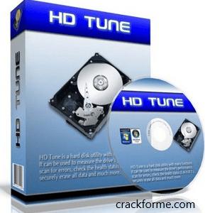 HD Tune Pro 5.85 Crack Torrent + Serial Key Free Download (2021)