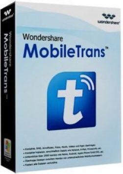 Wondershare MobileTrans Serial Key