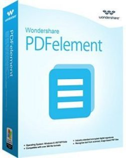 Wondershare PDFelement Pro License Key