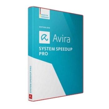 Avira System Speedup Pro Activation Code