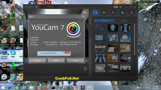 Cyberlink YouCam 7 Product Key