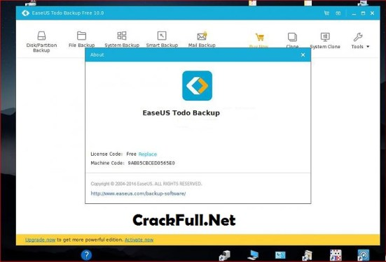EaseUS Todo Backup License Code