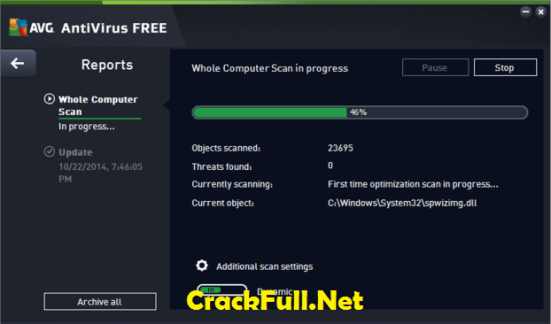 AVG Antivirus 2018 Keygen