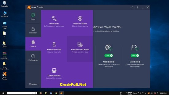 Avast Premier 2018 Activation Code With Crack Free Download