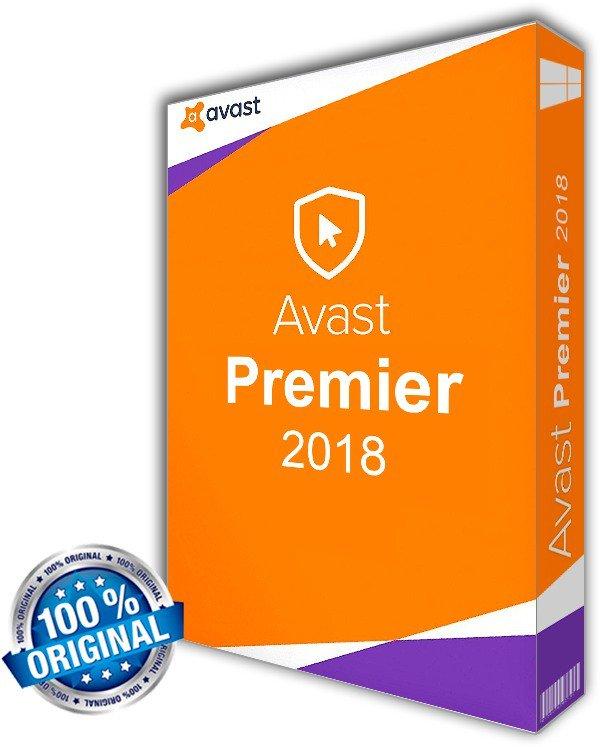 avast premier 2018 license key (till 2026)