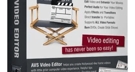 AVS Video Editor License Key