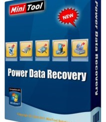 MiniTool Power Data Recovery 8 Crack