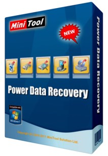 MiniTool Power Data Recovery 8 Crack