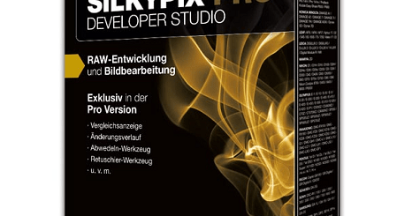 SILKYPIX Developer Studio Pro 8 Crack
