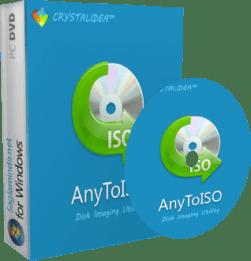 AnyToISO Pro Serial Key
