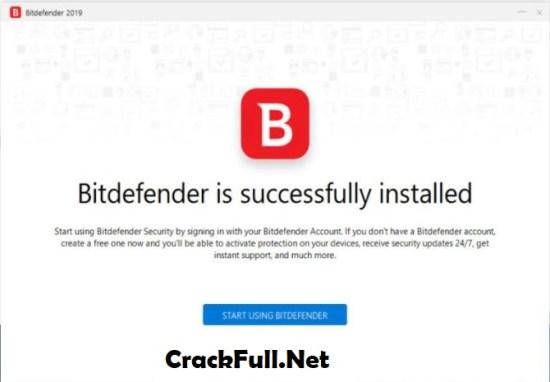 Bitdefender Antivirus Plus 2019 Serial Key