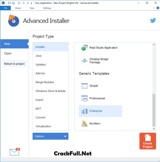 Advanced Installer License Key