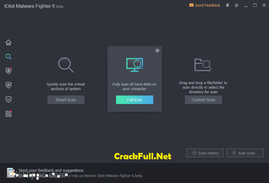 IObit Malware Fighter Crack + License Key Free Download