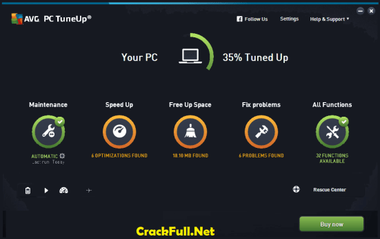 TuneUp Utilities 2019 License Key