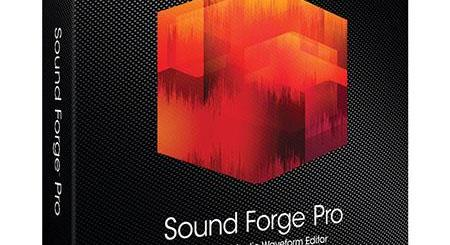 Sound Forge Pro Crack