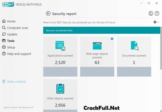 ESET NOD32 Antivirus 2020 Serial Key