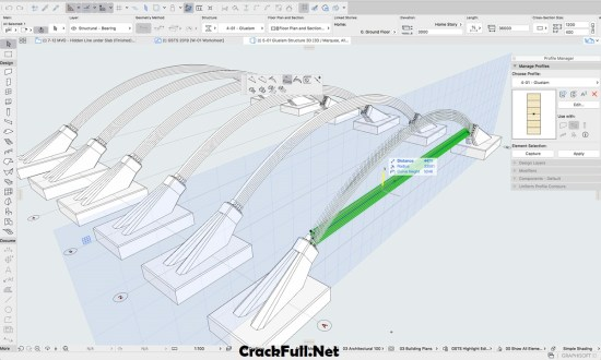 Graphisoft ArchiCAD 23 Beta Crack