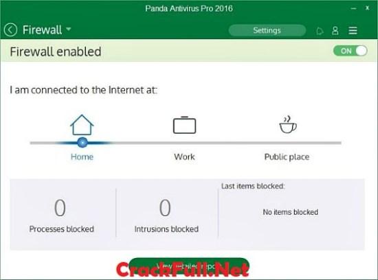 Panda Antivirus Pro Serial Key