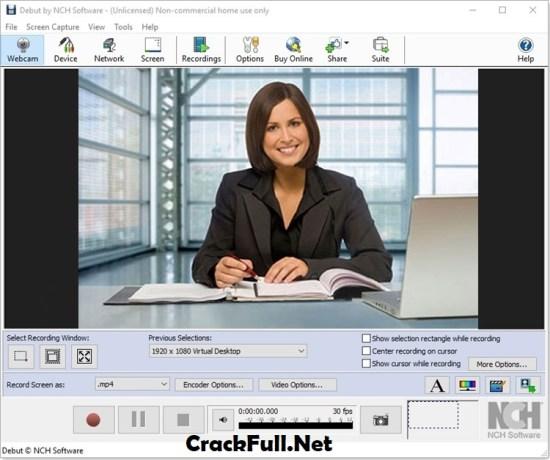 Debut Video Capture Registration Code