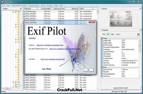 Exif Pilot Serial Key