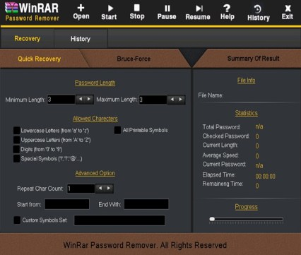 WinRAR Password Remover 2018 Crack + Serial Key Full Torrent Free Here