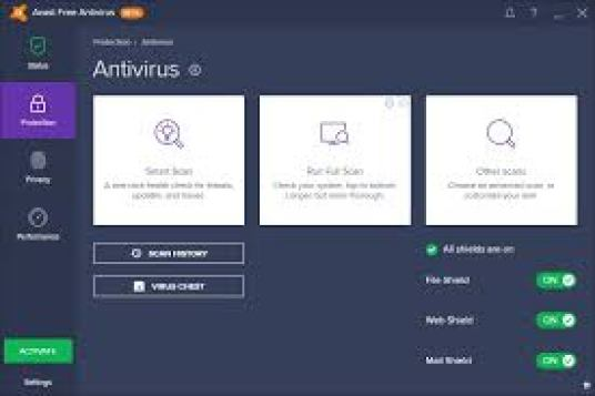 Avast Antivirus 2018 Activation Code + Crack Free Download