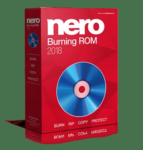 Nero Burning ROM 2018 Crack + Serial Key Free Download