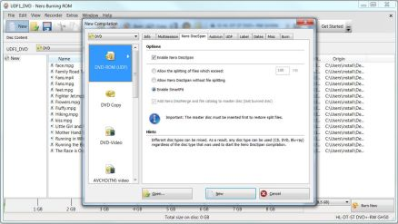 Nero Burning ROM 2018 Crack + Serial Key Free Download
