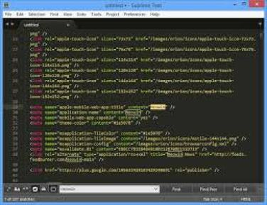 Sublime Text 3.1.1 Build 3176 Crack + License Key Free Download