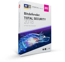 Bitdefender Total Security 2018 Crack Plus License Key