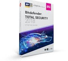 Bitdefender Total Security 2018 Crack Plus License Key