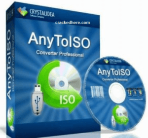 AnyToISO 3.9.3 Crack + Serial Key Full Free Download