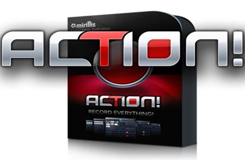 Mirillis Action 3.5.2 Crack