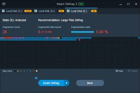 IObit Smart Defrag Crack