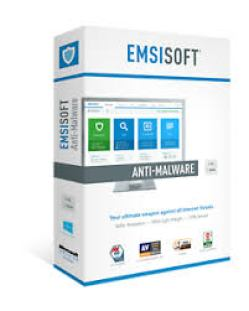 Emsisoft Anti-Malware Crack.