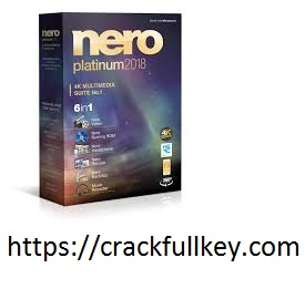Nero Platinum 2020 Crack With Registration Code Free Download 2019