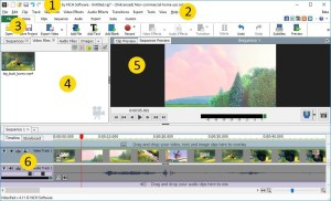 VideoPad Video Editor 6.22 Crack With Product Key