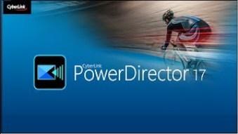 Cyberlink PowerDirector 17 Crack With Serial Key