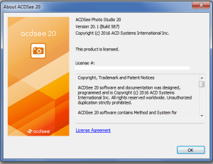 ACDSee Photo Studio Standard 2019 22.0 Crack With Serial Key Free Download