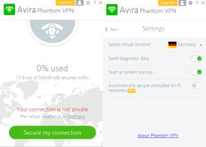 Avira Phantom VPN Pro 2.16.3.2152 Cracked With Keygen 2018 Here