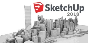 SketchUp PRO 2018 Crack With License Key Free Download