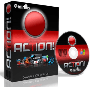 Mirillis Action! 3.7.1 Crack With Activation Code Free Download 2019