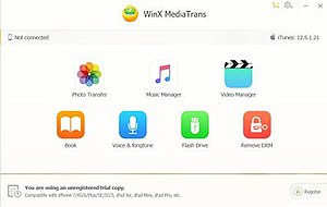 WinX MediaTrans 6.4 Crack With License Code Latest 2019 Full Free Here