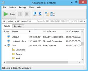 Advanced IP Scanner 2.5 Build 3784 Crack With Keygen Full Version 2019 Free Here