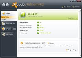 Avast Free Antivirus 18.1.3800 Crack + Key Download for Windows