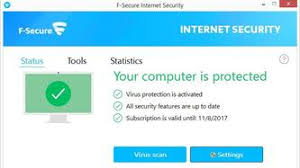 F-Secure Internet Security 2018 Crack