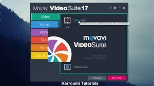 Movavi Video Suite 17.5.0 Serial Key