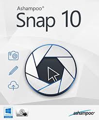 Ashampoo Snap 10.0.7 Crack