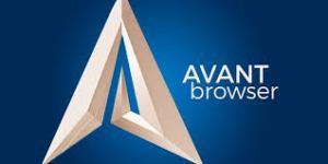 Avant Browser 2018 Crack