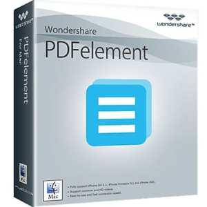 Wondershare PDFelement Pro 6.8.0 Crack